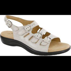 SAS | Mystic Linen Comfort Sandals